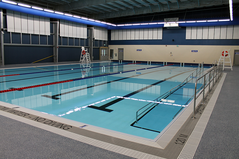 Wfcu Centre Community Pool