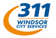 311 Windsor City Services