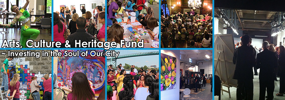 Arts, Culture & Heritage Fund