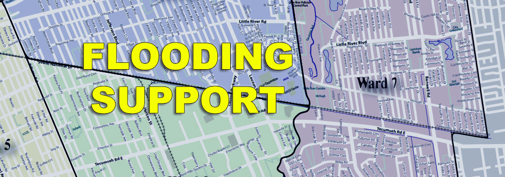 Flooding Support