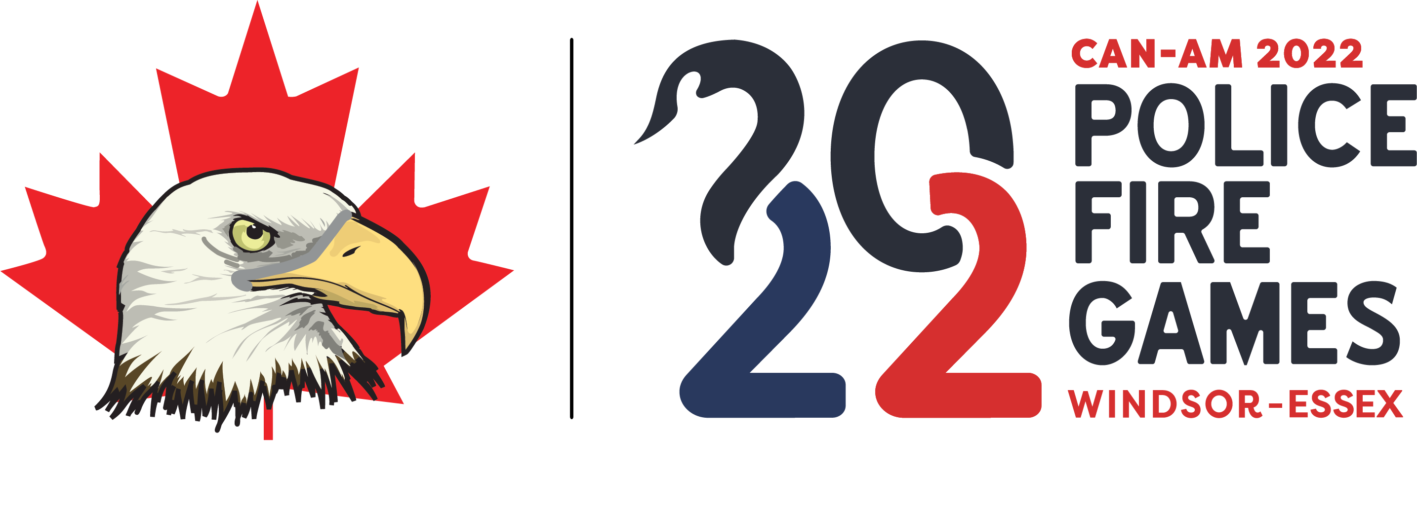 Police Fire Games 2022 logo
