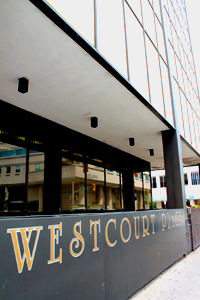 Westcourt Place Sign
