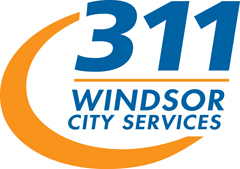 Call 311 Windsor City services