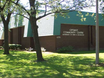 Optimist Community Centre