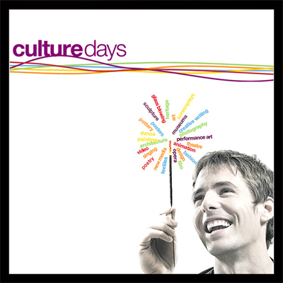 Culture Days graphic
