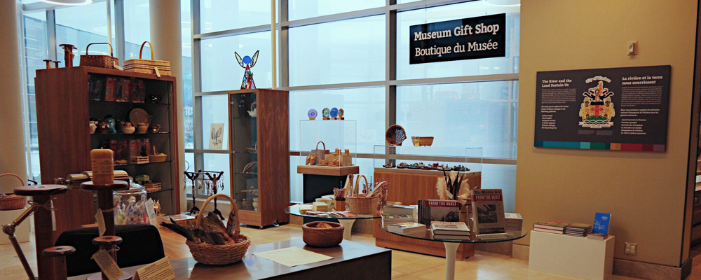Museum Windsor Gift Shop