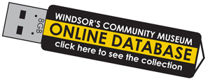 Windsor's Community Museum Online Database Promo Picture