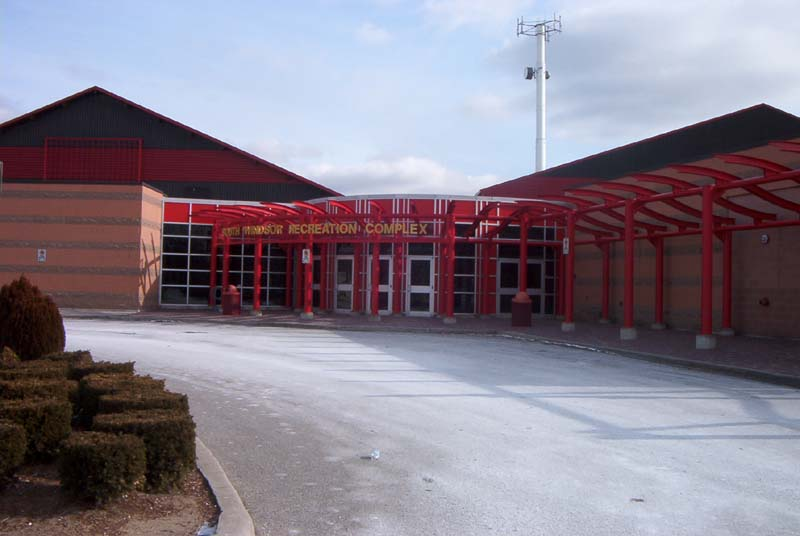 South Windsor Arena