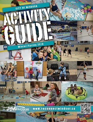 Cover of Fall 2017 Activity Guide