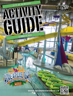 Summer 2014 Activity Guide