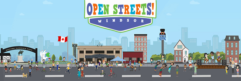 Open Streets Winsdor cartoon cross section