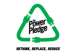 Power Pledge Rethink Replace Reduce