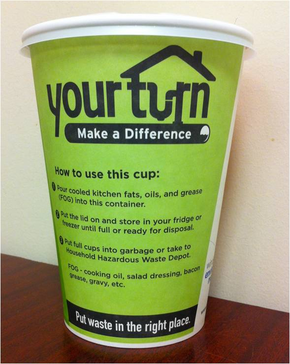 Your Turn cup