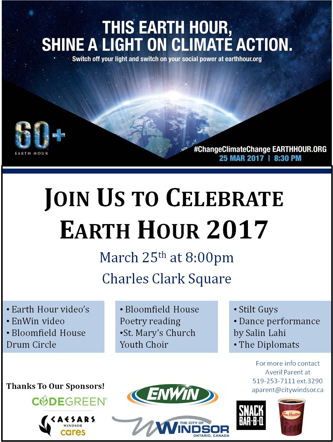 Earth Day poster thumbnail link