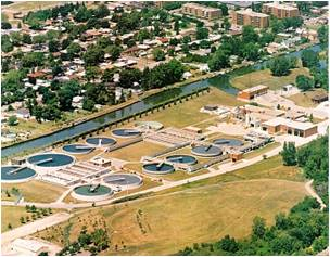 the little river pollution control plant