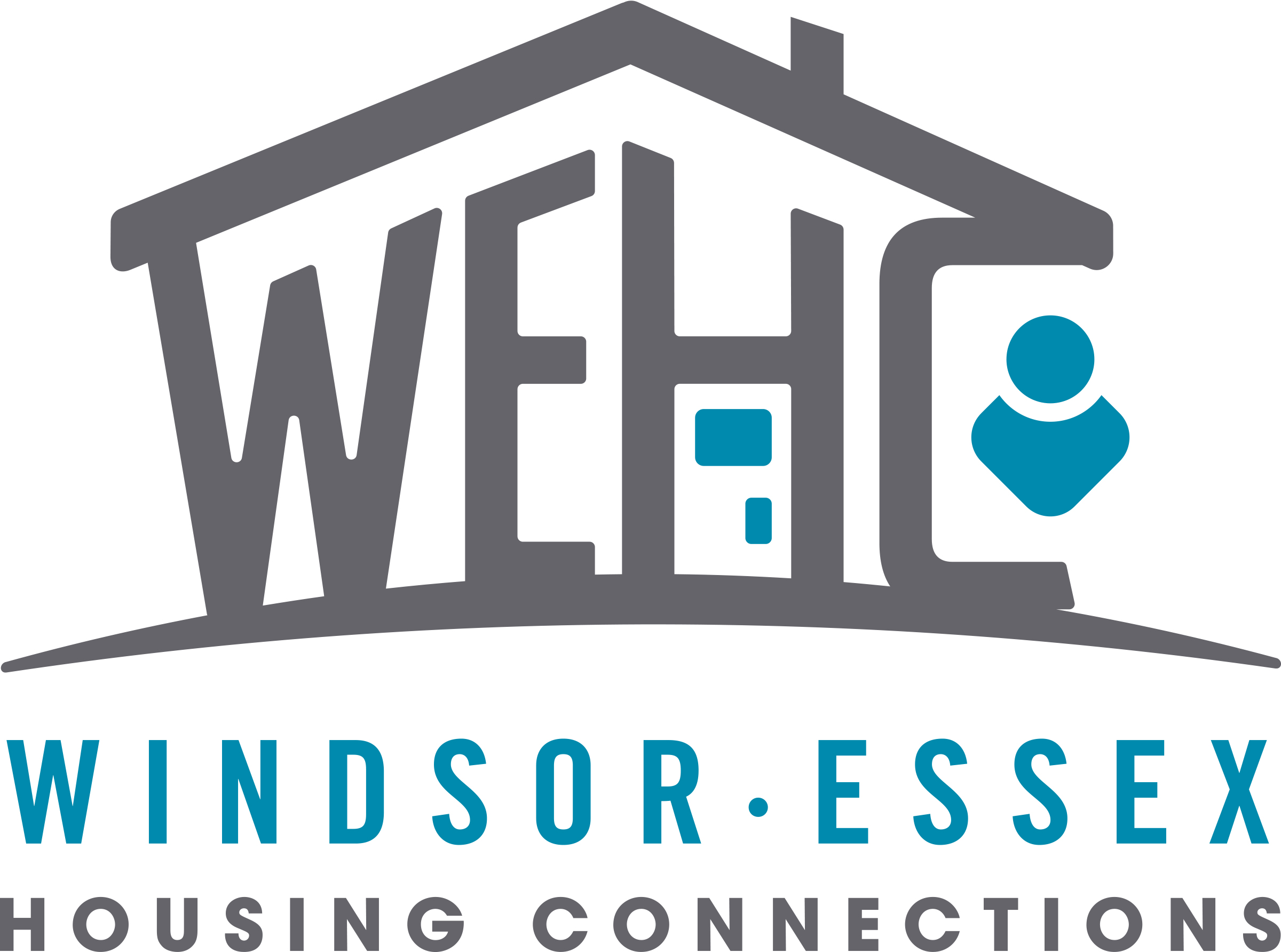 Windsor-Essex Housing Connections Logo