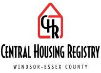 Central Housing Registry Logo