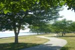 View of Sandpoint Park