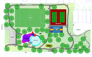 Mitchell Park Revised Concept Plan