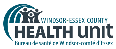 Health Unit logo and website link