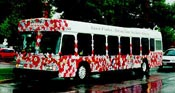 Canada Day Bus